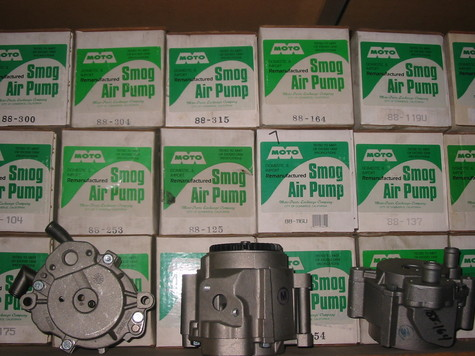 Moto Smog Air Pumps