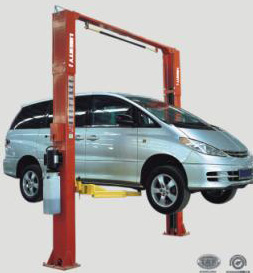 Two-Post Gantry Hydraulic Lift (PRO-9D)