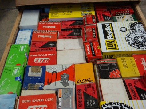 OEM NEW CAR PARTS STOCKLOTS