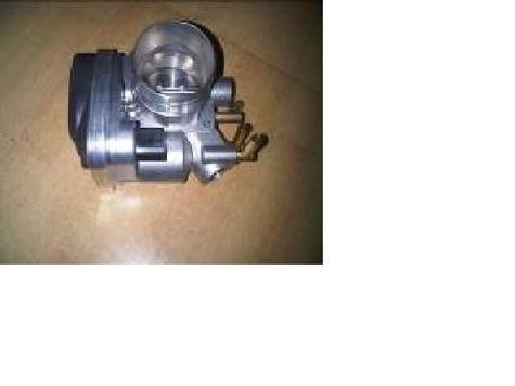 regulating throttle valve