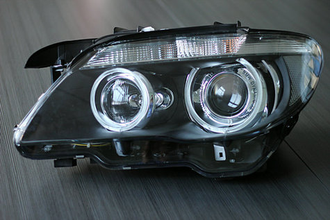 Headlights for BMW 7 Series