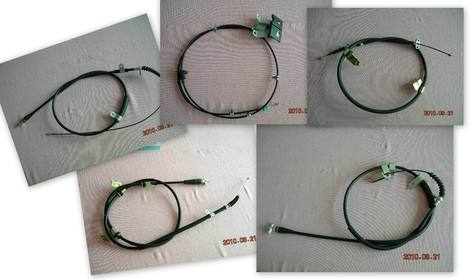 transmission cable,speedometer cable,auto control cables