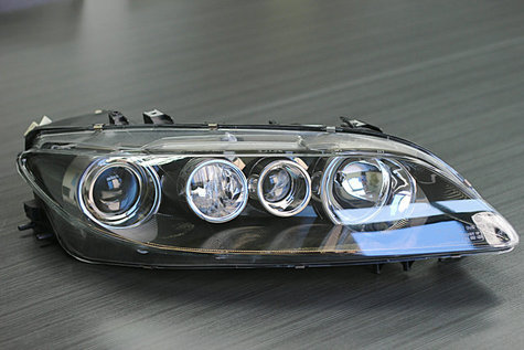 headlamps for Mazda 6 series