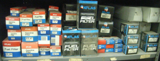 Oil Filters, Fuel Filters, Air Filters and other Items