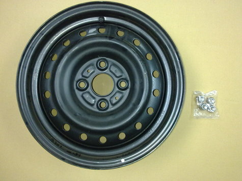 STEEL RIM WHEEL DISC