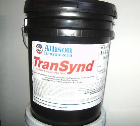 Allison TranSynd TES-295