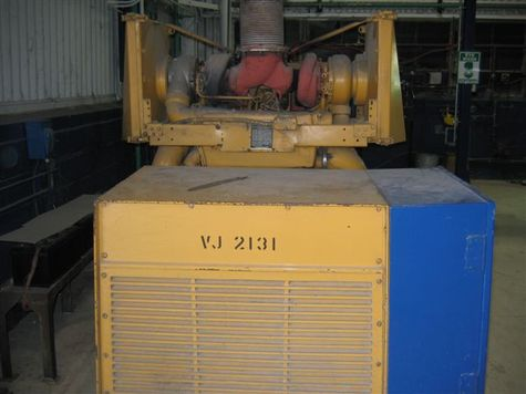 Caterpillar SRCR Generator End - Item #5797