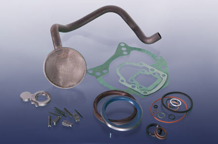 TruckTec Parts for Mercedes Benz 1625, 911