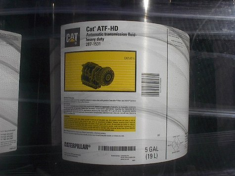 CAT FULL SYN ATF-HD 5GAL/PAIL