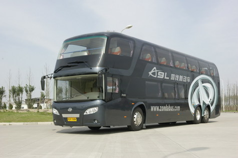 Double-decker High-speed Luxury Bus