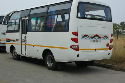 6 meters mini bus