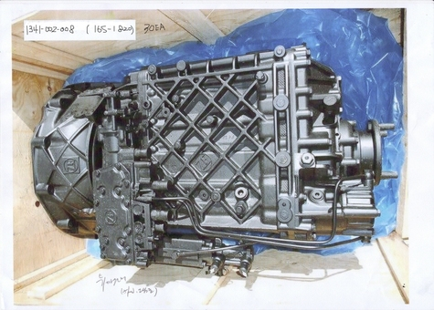 ZF ORIGINAL MANUAL TRANSMISSION