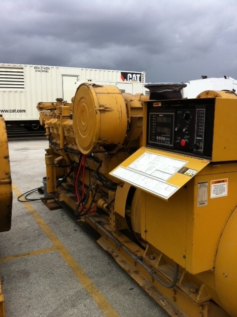 Caterpillar 3516 Industrial Generator Set
