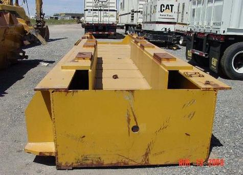 Enercon Engineering Skid Frame for CAT 3612