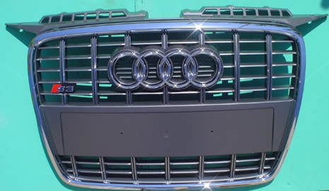 Audi S3 Single Frame Grill