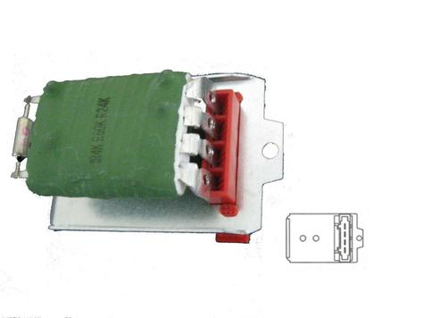 Blower Motor Resistor for VW 701959263A 8D0959263A
