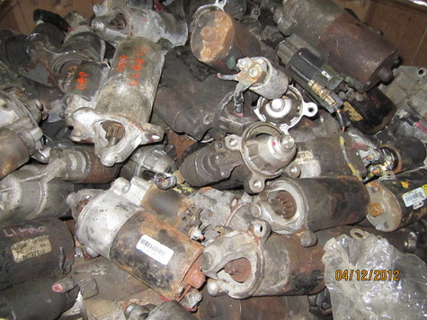 Ford Perm Starter Cores