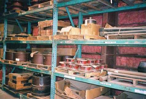 Inventory Heavy Equipment Parts