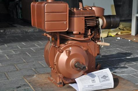 9HP Briggs & Stratton engine