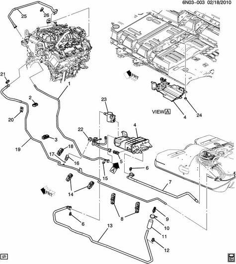 33699_58430 gm fuel line trans cooler line clip
