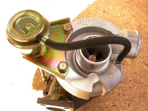 TD04 Original turbocharger