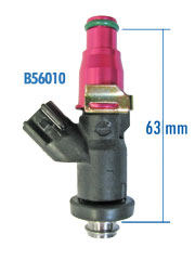High Performance Fuel Injector B56010