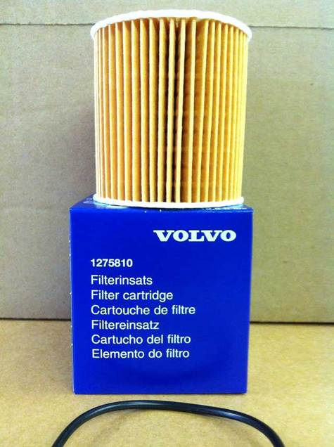 VOLVO Oil Filter part # 1275810