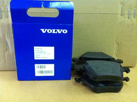 VOLVO FRONT BRAKE PADS part # 30793265