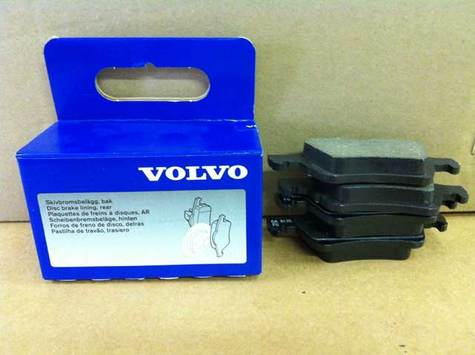 VOLVO REAR BRAKE PADS part # 31341331