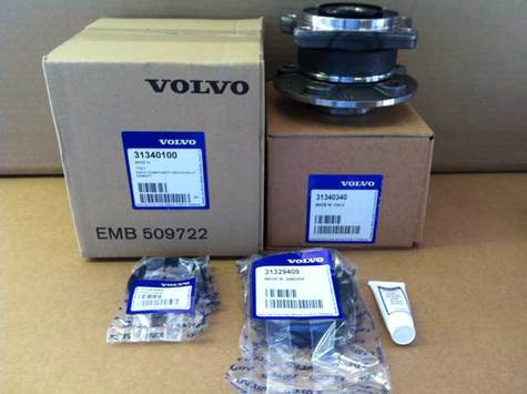 VOLVO WHEEL HUB REAR AWD part # 31340100