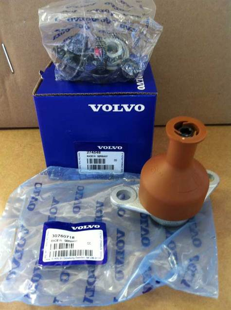 VOLVO BALL JOINT FRONT part # 274548