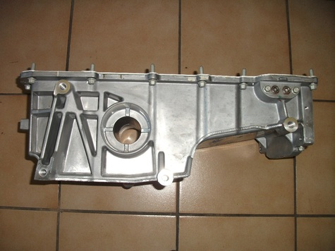 GM Oil Pan 5.3L