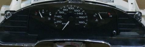 GM/Chevy Dash Instrument Cluster KM/H #911