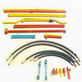 piping kits for hydraulic breakers