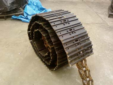 excavator/bulldozer undercarriage