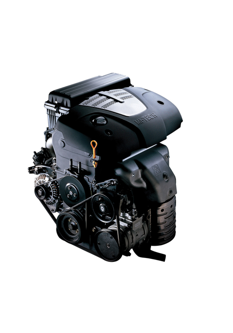 Hyundai 1.6L Gamma Engine for Spectra