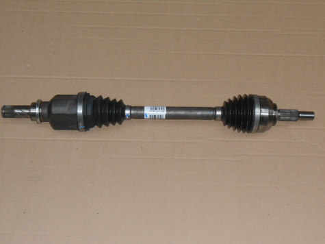 New Drive shafts Renault