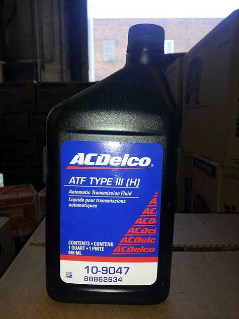 acdelco atf dexron iii automatic transmission fluid. Black Bedroom Furniture Sets. Home Design Ideas