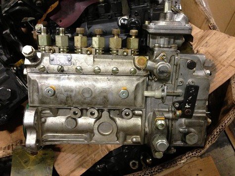Core Cummins Injection Pumps