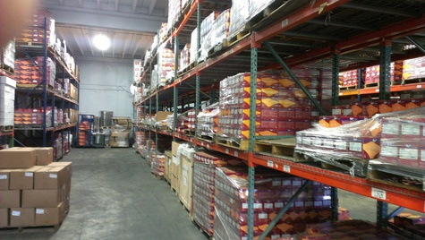 Sap USA Warehouse
