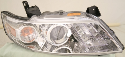 05-08 Infiniti FX35 Passenger Side Headlight