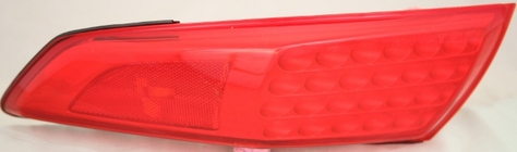 05-08 Infiniti FX35 Driver's Side Tail Light