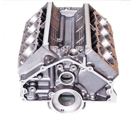 GM6.5 ENGINE BLOCK