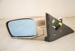 TL RH/LH Side Mirrors Heated with Memory