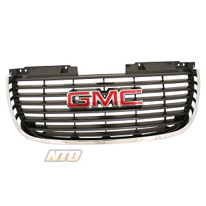 07-12 GMC Yukon Front Grille