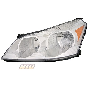 09-12 Chevy Traverse Driver's Side (LH) Headlight