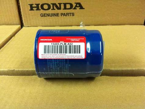 Honda  Oil Filter part # 15400-PLM-A02