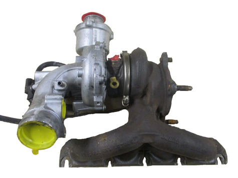 AUDI 2.0L TURBOCHARGER CORE