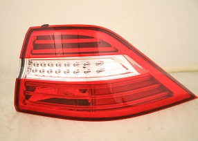 12-13 Mercedes ML 350 Tail Lights