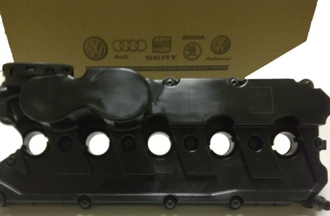 VW engine valve cover